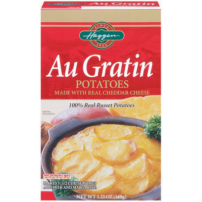 Haggen Au Gratin Potatoes