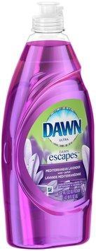 Dawn Escapes Dishwashing Liquid Mediterranean Lavender