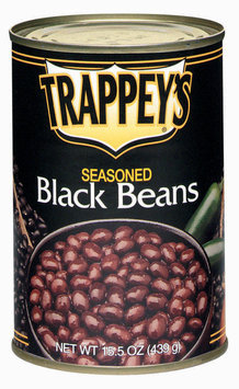 Trappey's Seasoned Black Beans 15.5 Oz Can