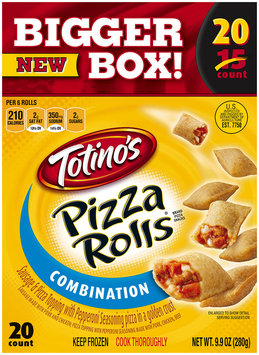 Totino's® Combination Pizza Rolls® 9.9 oz. Box