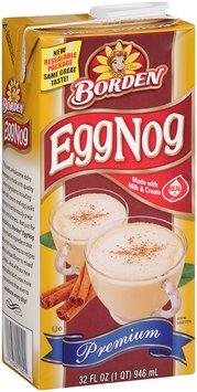 Borden® EggNog 32 fl. oz. Aseptic Pack