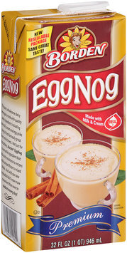 Borden® EggNog 32 fl. oz. Aseptic Pack