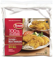Tyson Southern Style Chicken Breast Tenderloins