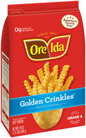Ore-Ida® Golden Crinkles® French Fried Potatoes 24 oz. Bag