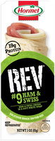 Hormel™ Rev® #9 Ham & Swiss Snack Wrap 3 oz. Tray
