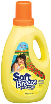 Soft Breeze Tropical Breeze Liquid 20 Loads Fabric Softener