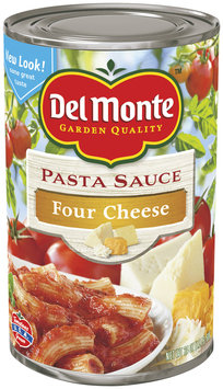 Del Monte® Four Cheese Pasta Sauce 24 oz. Can