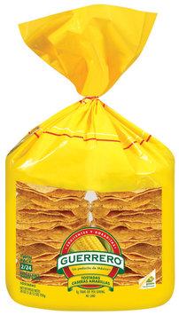 Guerrero Caseras Amarillas Twin Pack 2/24 Tostadas 28 Oz Bag