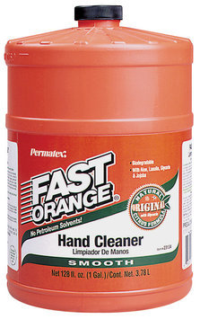 Permatex® Fast Orange® 23104 Smooth Lotion Flat-Top Hand Cleaner 1 Gal Bottle