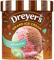 DREYER'S/EDY'S  Grand Spumoni Ice Cream 1.5 qt. Carton