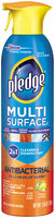 Pledge® Multi Surface Antibacterial Everyday Cleaner 13.8 oz. Aerosol Can