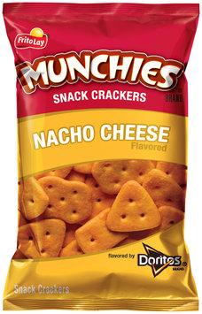 Munchies Doritos Nacho Cheese Baked Crackers