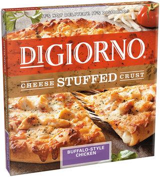 DIGIORNO Cheese Stuffed Crust Buffalo-Style Chicken Pizza 20.9 oz. Box