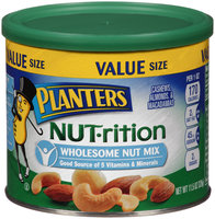 Planters NUT-rition Wholesome Nut Mix 11.5 oz. Canister