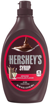 Hershey's Chocolate Syrup 24 oz. Squeeze Bottle