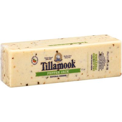Tillamook Pepper Jack Cheese 5 Lb Loaf