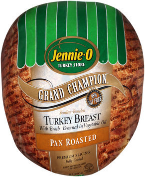 Jennie-O Turkey Store® Grand Champion Skinless Boneless Pan Roasted Turkey Breast