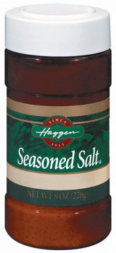 Haggen Seasoned Salt 8 Oz Shaker