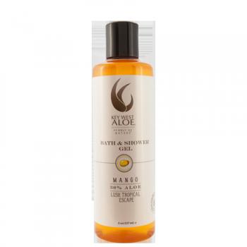 Key West Aloe Mango Bath & Shower Gel