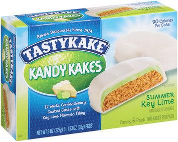 Tastykake® Kandy Kakes® Summer Key Lime Snack Cakes