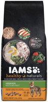 Iams Healthy Naturals Chicken Recipe Adult 1+ Years Premium Cat Food 5.5 lbs. Bag