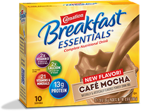 Carnation Breakfast Essentials Cafe Mocha