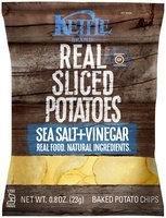 Kettle Brand® Sea Salt + Vinegar Baked Potato Chips