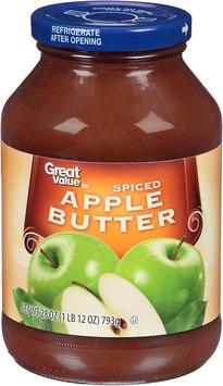 Great Value™ Spiced Apple Butter 28 oz. Jar