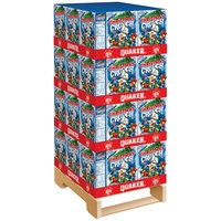 Quaker® Cap'N Crunch's Christmas Crunch Cereal 87 ct Display Pallet