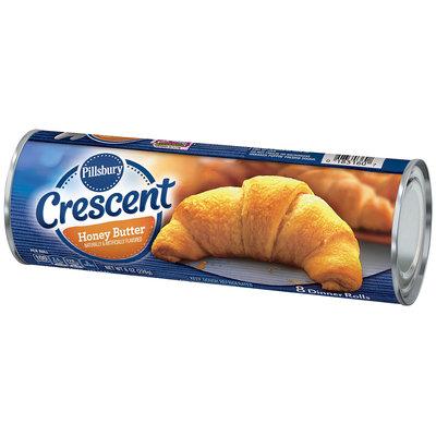 Pillsbury Honey Butter Crescent Rolls 8 ct Can
