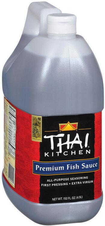 Remarkable Thai Kitchen Food Service Fish Sauce Food Service 152 Fl Oz Jug Home Remodeling Inspirations Cosmcuboardxyz