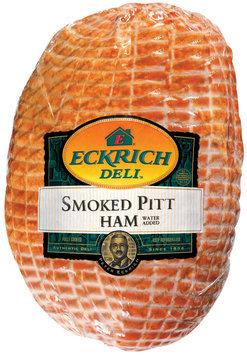 Eckrich Smoked Pitt Ham Deli - Ham