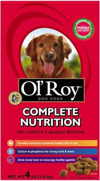 ol' roy® complete nutrition dog food