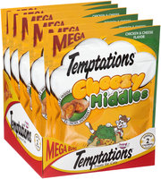 Temptations® Cheezy Middles™ Chicken & Cheese Flavor Treats for Cats 5.29 oz. Pouch