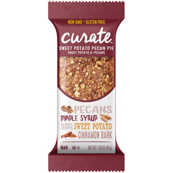 Curate™ Sweet Potato Pecan Pie Snack Bar 1.59 oz. Pack