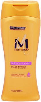 Motions® Nourish & Care Active Moisture Lavish Shampoo 13 fl. oz. Bottle