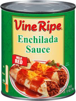 Vine Ripe® Mild Red Enchilada Sauce 28 oz. Can