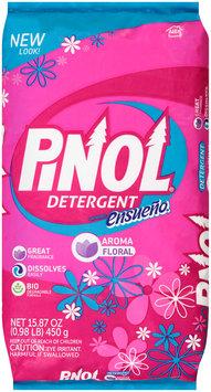 pinol® floral aroma powder laundry detergent
