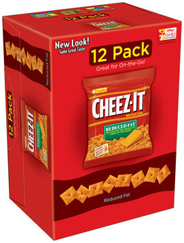 Cheez-It® Reduced Fat Baked Snack Crackers