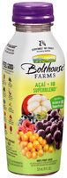 Bolthouse Farms® Acai + 10 Superblend™ 100% Fruit Juice 11 fl. oz. Bottle