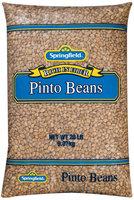 Springfield  Pinto Beans 20 Lb Bag