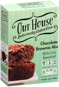 Our House™ Chocolate Brownie Mix 16 oz. Box