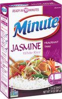 Minute® Jasmine Fragrant Thai White Rice 4-3.5 oz. Bags