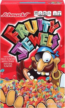 Schnucks® Fruity Jewels Cereal 11 oz. Box