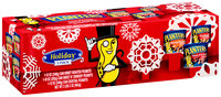 Planters Honey Roasted/Sweet n' Crunchy/Cocktail Peanuts Holiday Collection 34 oz. Box