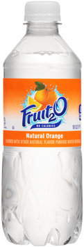 Fruit2O® Natural Orange Purified Water Beverage 16 fl. oz. Bottle