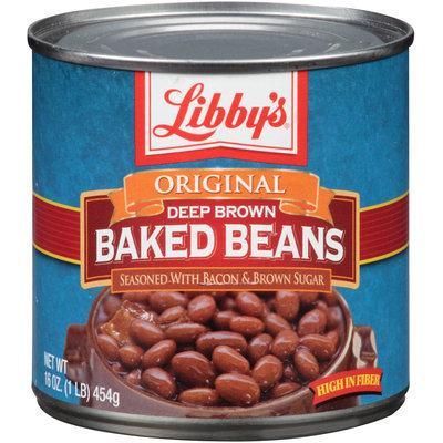 Libby's® Original Deep Brown Baked Beans 16 oz. Can