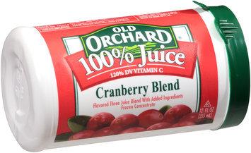 Old Orchard® Cranberry Blend Frozen 100% Juice