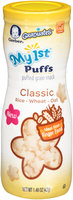 Gerber® Graduates® My 1st™ Puffs Classic Puffed Grain Snack 1.48 oz. Canister