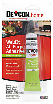 Devcon® Home WeldIt™ All Purpose Adhesive 1 fl. oz. Tube